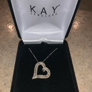 Kay's Heart Necklace